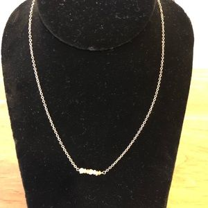 Jewelry - Kris Nations Moonstone Necklace